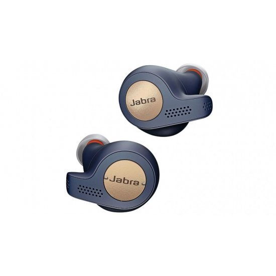 Casti  Jabra Elite Active 65t, In ear, Bluetooth, Black - Produs resigilat