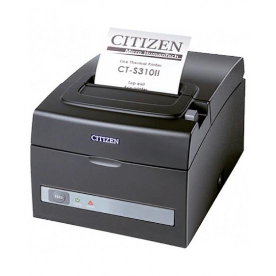 Imprimanta termica Citizen CT-S310II, USB, Serial, Negru