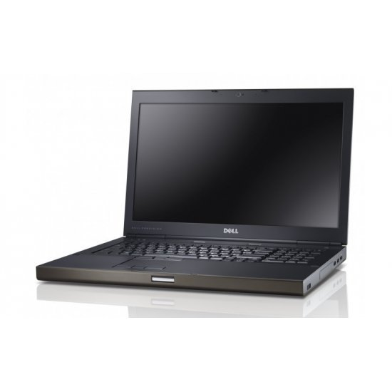 Laptop Dell Precision M6600 Intel Core i7-2760QM - 2.4 GHz, RAM 8 GB DDR3, SSD 240 GB, HDD 500 GB,DVD-RW, 17.3 inch, nVidia Quadro 4000M