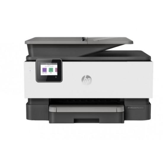 Multifunctional HP OfficeJet Pro 9010 All-in-one - Inkjet Color, A4, Duplex, Wireless - Produs resigilat