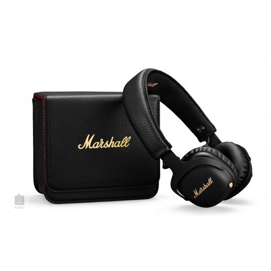 Casti audio On-ear Marshall MID A.N.C., Wireless, Bluetooth - Produs resigilat