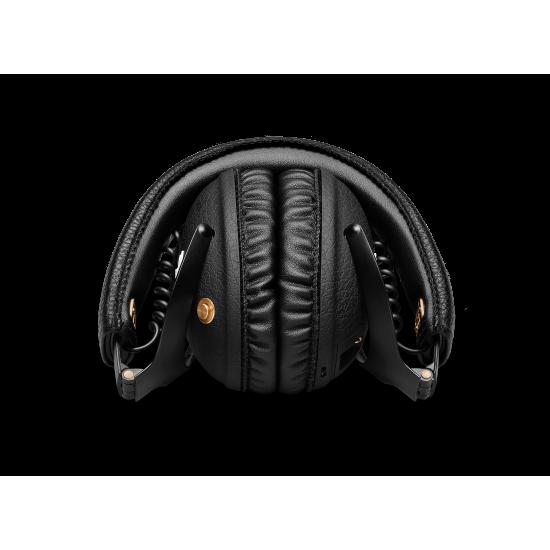 Casti audio Over-ear Marshall Monitor Bluetooth Wireless, Negru