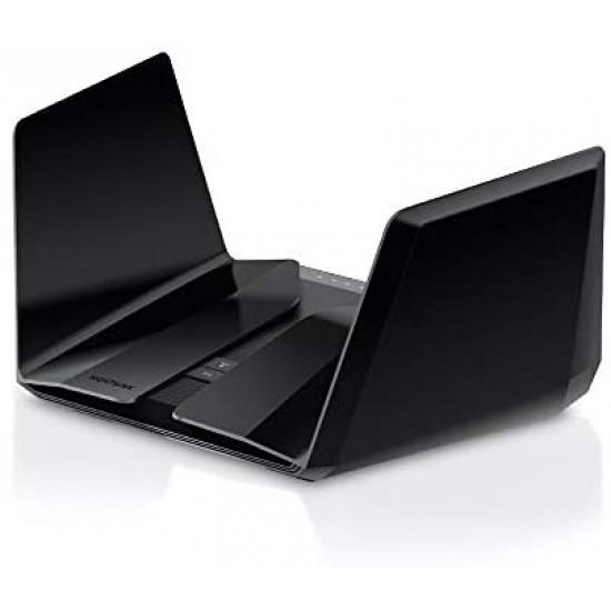 Router wireless NETGEAR AX6000 RAX120 Nighthawk Dual Band AX12 12-Stream AX Wi-Fi - Produs resigilat