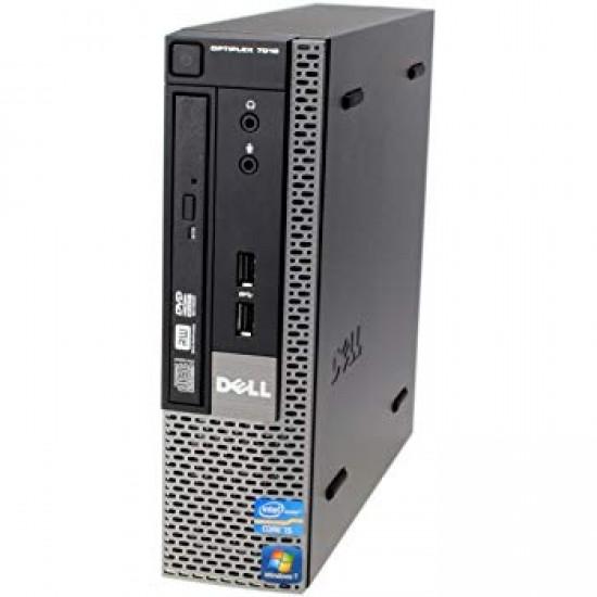 Calculator DELL Optiplex 7010 SFF Intel Core i3 3220, 3.3Ghz, RAM 4GB DDR3, HDD 500GB SATA, DVD-RW