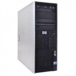 Calculator HP Z 400 Intel XEON W3520 - 2,66GHz,  RAM 8 GB DDR3, HDD 500GB SATA , DVD-RW, ATI Radeon HD 5870