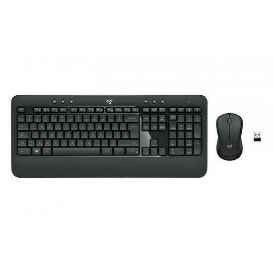 Kit tastatura + mouse Logitech MK540, Wireless