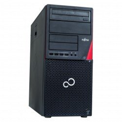 Calculator Fujitsu Esprimo P720 MicroTower Intel Core i3 - 4130 - 3.4 Ghz, RAM 4 GB DDR3, HDD 250GB, DVD-RW
