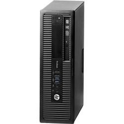 Calculator HP ProDesk 400 G1 SFF Intel Core i5 4590 3.3GHz, RAM 4GB DDR3, HDD 500GB, DVD-RW