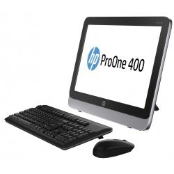 PC All in One HP ProOne 400 G1, Intel Core i3 4150 - 2,9 GHz, RAM 8 GB DDR3, SSD 240 GB, 21,5 inch
