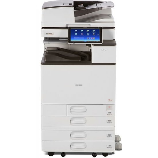 Copiator Profesional Color LaserJet Ricoh Aficio MP C4504, A3