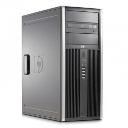 Calculator HP 8200 Minitower,  Intel Core i5 2500 - 3.3GHz, RAM 8 GB DDR3, HDD 500 GB SATA, DVD-RW