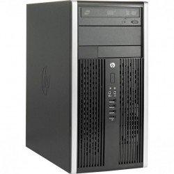 Calculator HP 8200 Minitower Intel Core 2 Duo E8400, 3.0Ghz, RAM 4GB DDR3, HDD 320 GB SATA, DVD-RW