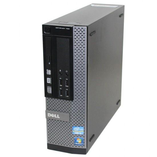 Calculator DELL Optiplex 790 SFF, Intel Core i5 2500 - 3.3Ghz, RAM 4 GB DDR3, HDD 500 GB SATA, DVD-RW